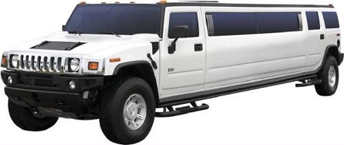 16 Passenger Stretch SUV Limo - H2 Hummer