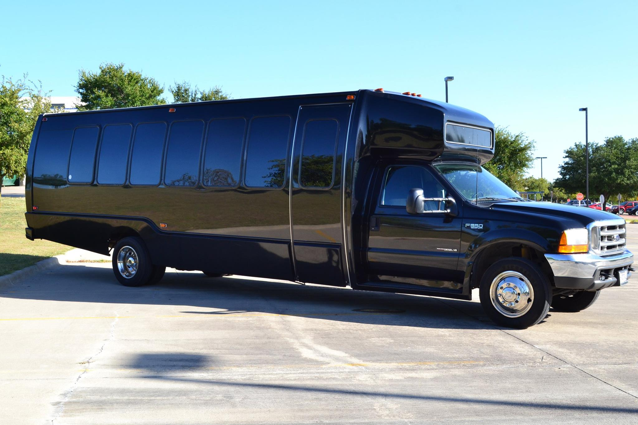 20-22 Passenger Party Bus