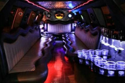 18-20 Passenger Stretch SUV Limo