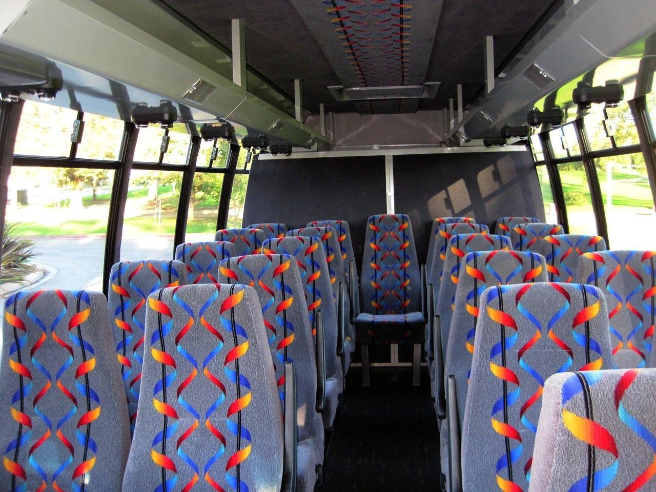 25 Passenger Shuttle Bus