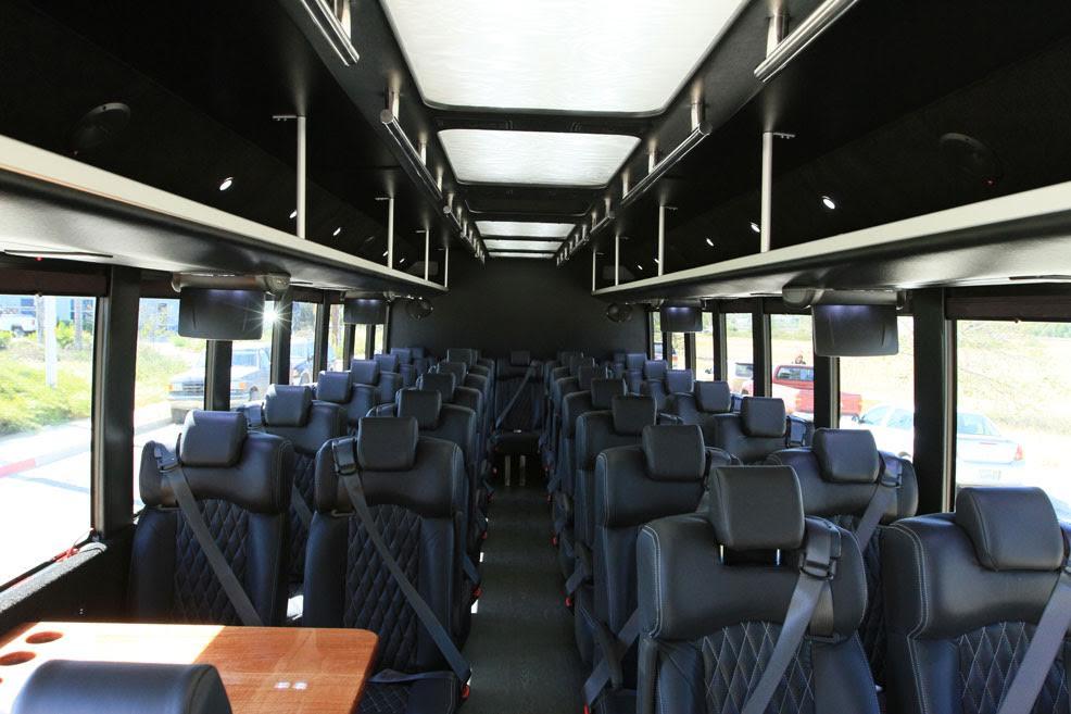 30 Passenger Shuttle Bus