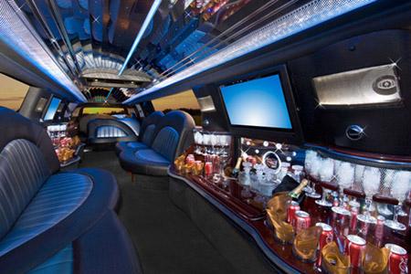 20 Passenger Stretch SUV Limo