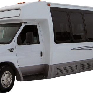 25 Passenger Shuttle Bus