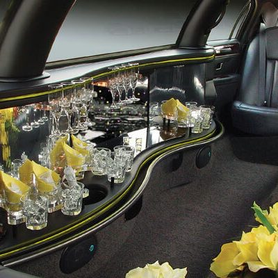 8-10 Passenger Stretch Limo
