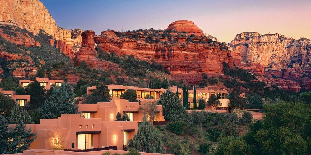 Photo Courtesy: Enchantment Resort, Sedona, AZ