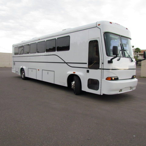 45 Passenger Party Bus